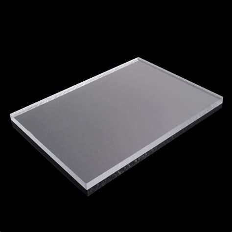 2 3 4 6 8mm clear acrylic perspex sheet custom cut to size