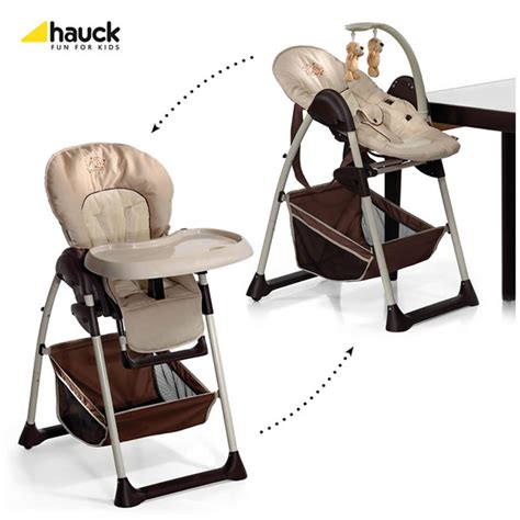 chaise haute et transat transat chaise haute moon 1364704