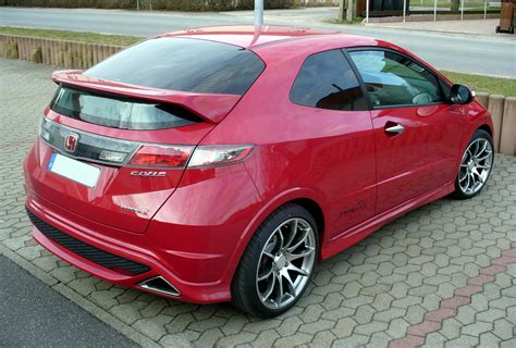 Cars Honda Civic Type-r Hatchback (fn2) 2007