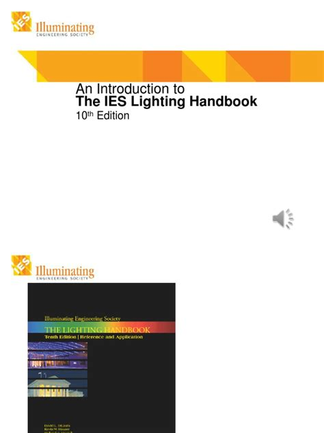 ies lighting handbook ies lighting handbook pdf decoratingspecial