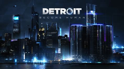 Detroit Background Detroit Become Human Wallpapers Hd Wallpapers Id 24287