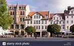 Braunschweig Old Town Market Square Stockfotos ...