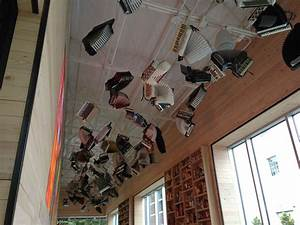 Art, Hanging, From, Ceiling