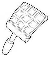 Swatter Fly Clip Outline Gograph Royalty Swat sketch template