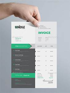 the best invoice payment terms to avoid past due invoices With creative invoice template