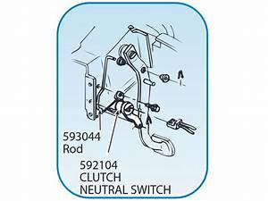 69-81 Neutral Safety Switch