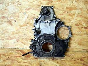 Timing Chain Cover Engine 02 Chevrolet Silverado 2500hd
