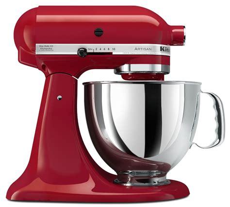 Kitchenaid Empire Red 5quart Artisan Series Stand Mixer