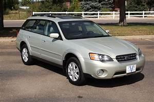 2005 Subaru Outback 2 5i Limited