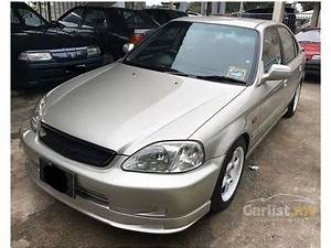 Honda Civic 2000 Exi 1 6 In Kuala Lumpur Manual Hatchback Gold For Rm 21 300 - 3219302