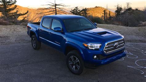 Cer For Toyota Tacoma 2016 toyota tacoma review photos caradvice