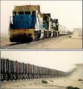 FUNNY PHOTOS 4 ALL: The longest train in the world