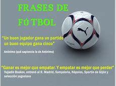 Fútbol e fútbol, frase incomprensible para el resto de los
