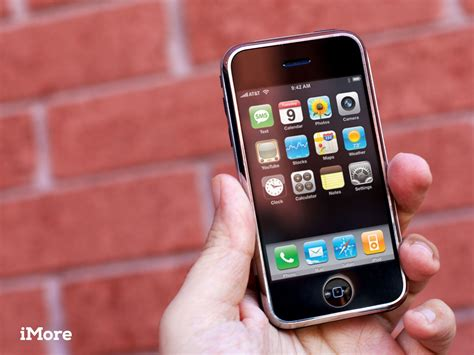 history of iphone history of iphone apple reinvents the phone imore
