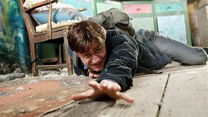 Hallows Deathly Potter Harry