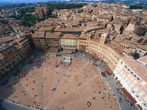 aerial view  piazza del campo italy wallpapers hd wallpapers id