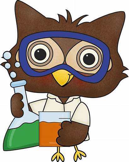 Science Clipart Clip Owl Cliparts Owls Middle