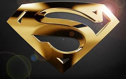 Superman Wallpapers Gold Desktop Cave