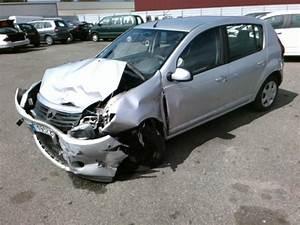 Dacia D Occasion : pare choc avant d 39 occasion pour dacia sandero ~ Gottalentnigeria.com Avis de Voitures