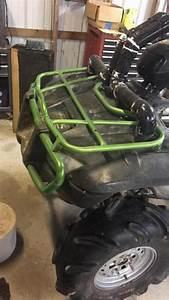 2009 Foreman 500 4x4 Part Out