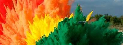 Explosion Rainbow 4k Guys Pride Month Happy