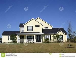 maison americaine type photo stock image du banlieues With lovely maison a l americaine 1 les maisons americaines