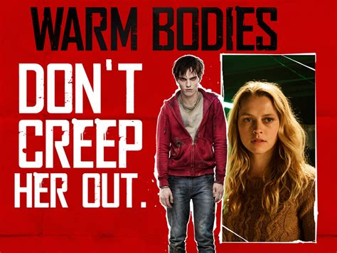 warm bodies fan poster wallpapers  images wallpapers