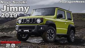 Novo Suzuki Jimny 2019 No Brasil -  Garagem 2 0