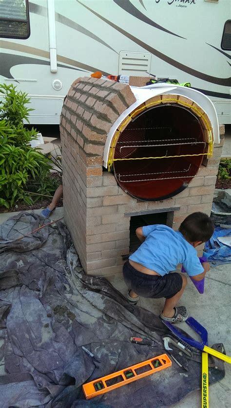 makermonkey  pizza oven