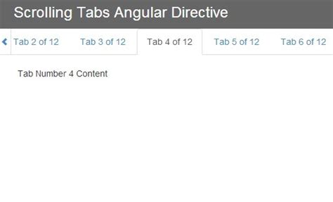 angular directive angular directive for scrolling bootstrap tabs component angular script