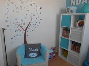 Couleur pour chambre bb garon good idee couleur chambre for Awesome peinture murale couleur pastel 5 80 astuces pour bien marier les couleurs dans une chambre