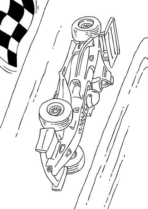 disegni da colorare macchine formula 1 disegno da colorare auto da corsa formula 1 cat 27177