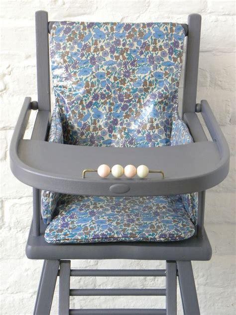 coussin chaise haute combelle coussin chaise haute quot demeure des anges quot crea couture