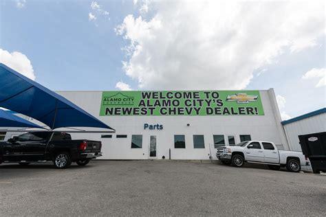 Alamo City Chevrolet, San Antonio Texas () Localdatabasecom