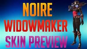 Overwatch - Noi... Noire Widowmaker