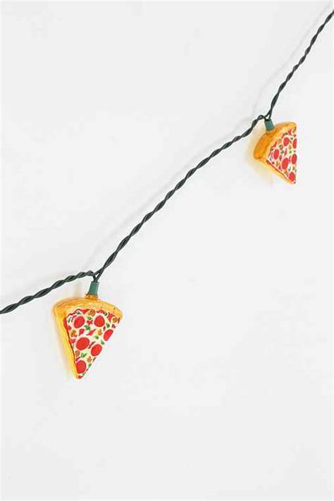 pizza string lights pizza string lights outfitters