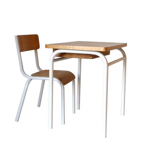 bureau ecolier bureau ecolier ivoire la marelle mobilier vintage pour