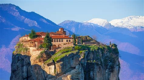 monasteries  meteora