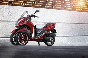 Scooter 3 Roues 125 : mbk 125 tryptik l 39 autre scooter trois roues fran ais l 39 argus ~ Medecine-chirurgie-esthetiques.com Avis de Voitures
