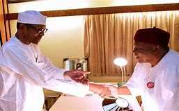 Image result for Former speakers meet to rally support for President Buhari