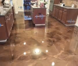 Residential Kitchen Epoxy Flooring