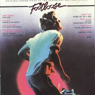 Testo Footloose - kenny loggins 5 4103 musickr e testi canzoni