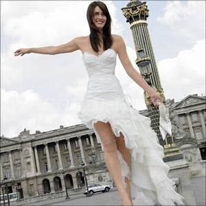 simple short elegant wedding dresses 2013 fashion trends With elegant short white wedding dress