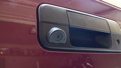 Toyota Tundra Oem Integrated Backup Camera System