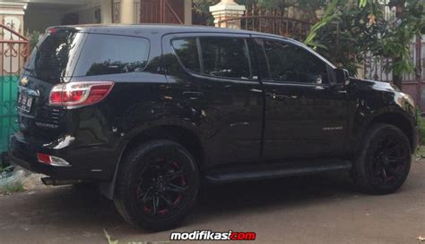 Modifikasi Chevrolet Captiva Diesel by Chevrolet Trailblazer 2 5 Duramax Diesel