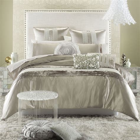 bedroom delightful hollywood glamour luxury bedding
