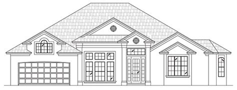 florida series custom home floor plans palm coast fl