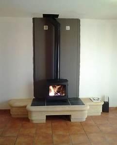 Installer Une Cheminée : installation d 39 un poele a bois sortie de toit existante ~ Premium-room.com Idées de Décoration