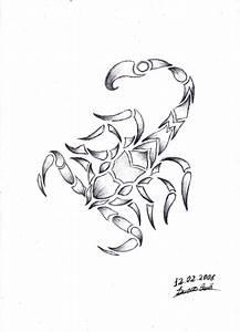 scorpion by lucascaua2000 on DeviantArt
