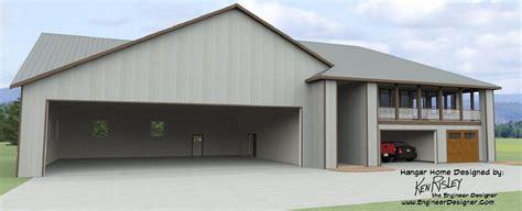 hangar home design of anchorage alaska 3 car garage